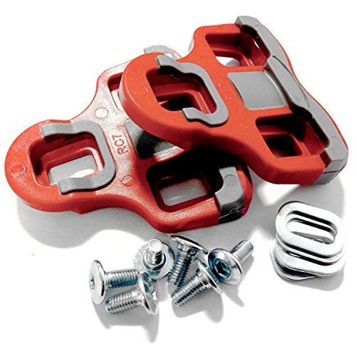 (VeloChampion Look Keo Grip Pedal Cleats 6 Degree Float)
