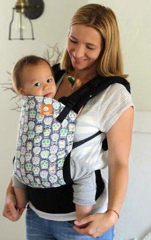 Tula portabebés ergonómico estándar para bebés delantero y trasero ...