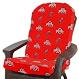 College Covers Ohio State Buckeyes Adirondack Cushion by College Covers