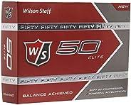 Bolas de golfe Wilson Staff Fifty Elite