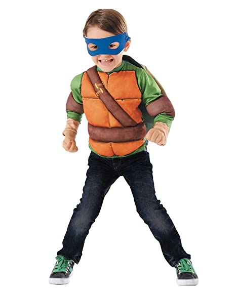 Horror-Shop Conjunto de Traje de Tortugas Ninja One Size ...