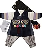 Hanbok Boys Babies kids Korean traditional costumes HANBOK 1st Birthday DOLDBOK hb1003/f