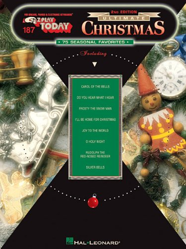 - Ultimate Christmas: E-Z Play Today Volume 187