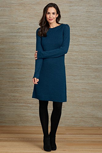 Fair Indigo Fair Trade Baby Alpaca Sweater Dress