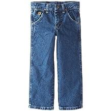 Boys Cowboy Cut Western Jeans Size 1-7 by Wrangler