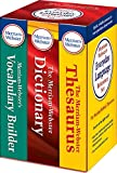 Merriam-Webster's Everyday Language Reference Set, Newest Edition, 2016 Copyright