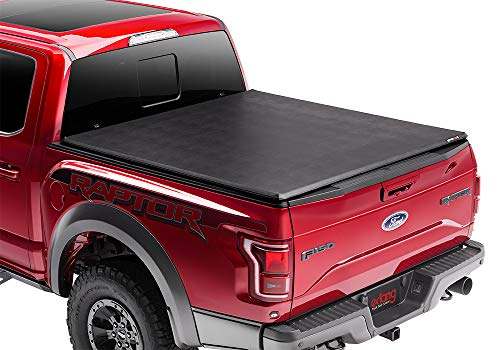 Extang Trifecta 2.O Soft Folding Truck Bed Tonneau Cover | 92486 | fits Ford Super Duty Short Bed (6 3/4 ft) 2017-18