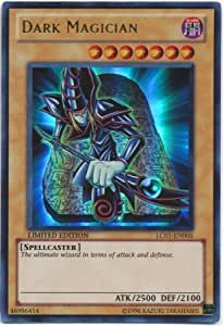 Yu-Gi-Oh! - Dark Magician (LC01-EN005) - Legendary Collection - Limited Editi...