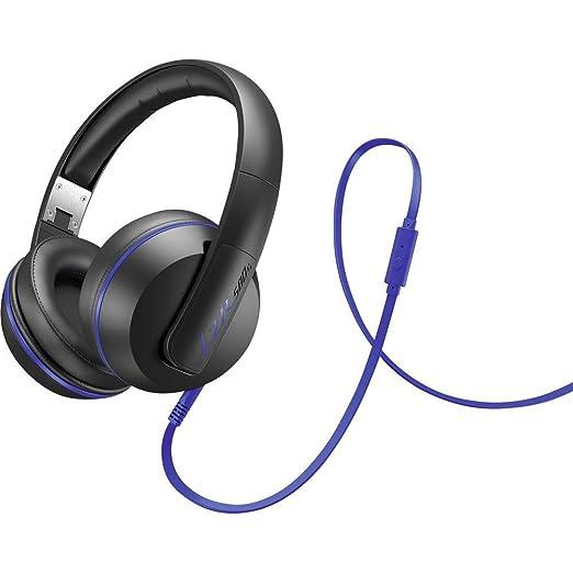 1 opinioni per Magnat LZR eb-580s full-size Over-Ear Headphone Nero/Blu