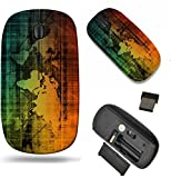 MSD Wireless Mouse Travel 2.4G Wireless Mice with USB Receiver, Noiseless and Silent Click with 1000 DPI for notebook, pc, laptop, computer, mac book design 22585079 Secure Network with Global Protect