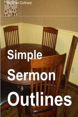 Price comparison product image Simple Sermon Outlines