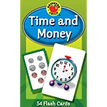 Brighter Child Flash Cards:Time/Money
