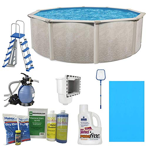 Above Ground Pool Kits - Cornelius Pools Phoenix 15' x 52