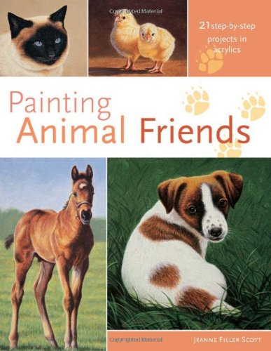 Read Online Painting Animal Friends ebook