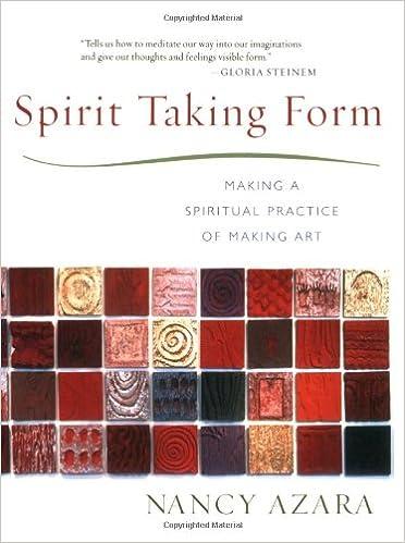 Book Spirit Taking Form: Making a Spiritual Practice of Making Art