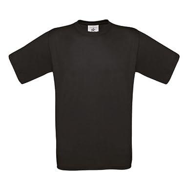 5er PACK T-Shirt mit kurzem Ärmel, Rundhalsbund. T-Shirt aus 100