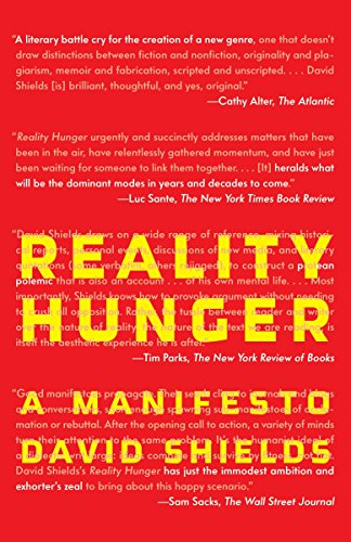 Top 4 best reality hunger a manifesto: Which is the best one in 2019?