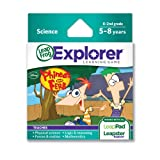 leappad software - LeapFrog  Disney Phineas and Ferb Learning Game (Works with LeapFrog Tablets, LeapsterGS, and Leapster Explorer)
