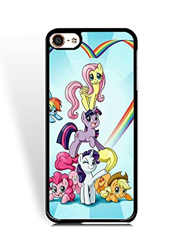 Ipod Touch 6th Phone Case for Boys, Cool Cartoon Ipod Touch 6th, My Little Pony Cover Case for Ipod Touch 6th Disney [Anti-dust] (My Little Pony Ipod Touch Case)