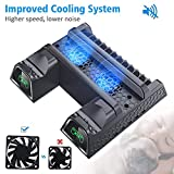 PS4 Stand Cooling Fan Station for Playstation 4/PS4