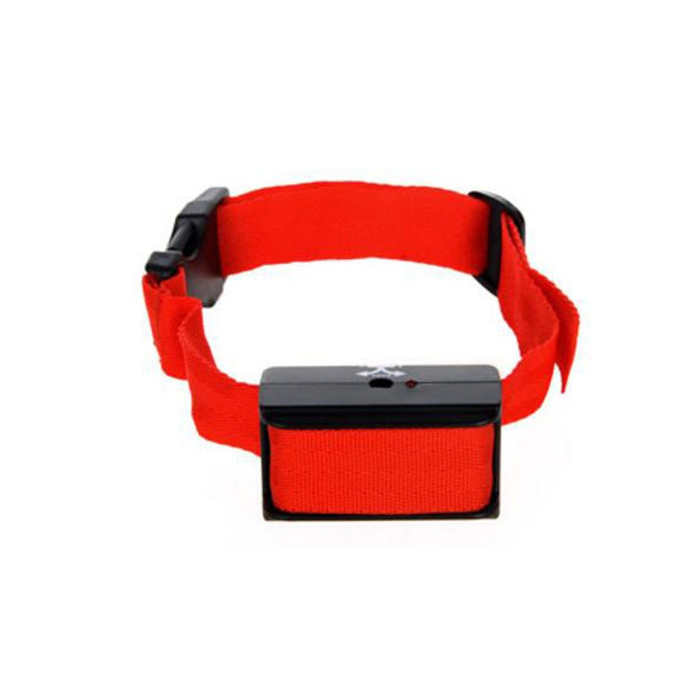 Red 17511cm Red 17511cm Dog Anti Bark Collar Smart Multi-Function Stopper Dog-Proof Soft Shock Collar,Red-17511cm