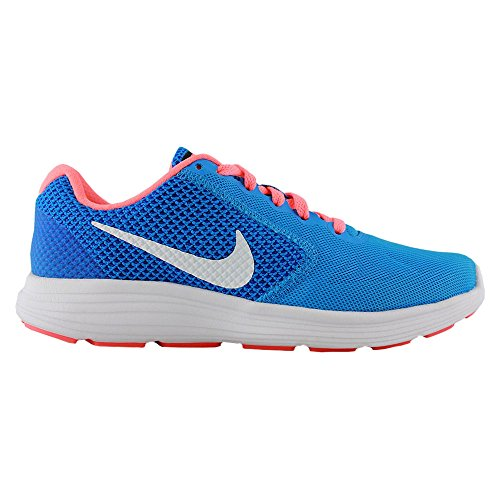 Shoes 3 Colorblock Running White Mesh Womens Revolution Nike wHAnqfYq