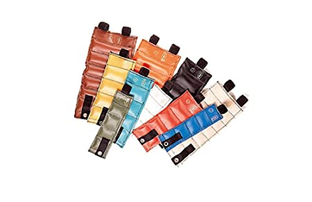 Hausmann Wrist Ankle Weights – Set of 16 – Assorted Weights