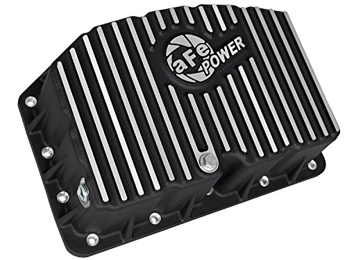 AFE Filters 46-70322 Pro Series Engine Oil Pan w/Machined Fi
