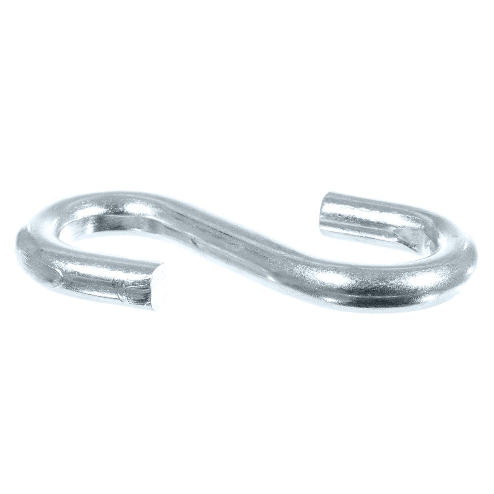 Various Pack Sizes Available GOLBERG S-Hooks 1//4 1//8 3//8 inch 5//16 9//32