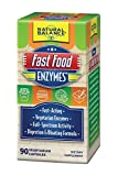 Natural Balance Fast Food Enzymes, 90-Capsules For Sale
