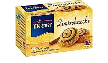 Amazon.com   Messmer Zimtschnecke Cinnamon Roll tea 18 tea bags Made ... 037ac67cbc8e0