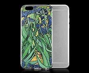 Light weight with strong PC plastic case for iphone 5c Art The Classics Van Gogh Irises