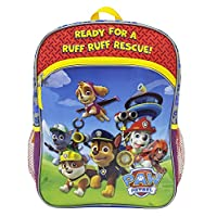 Accesorio Innovations Paw Patrol Ruff Ruff Rescue Backpack