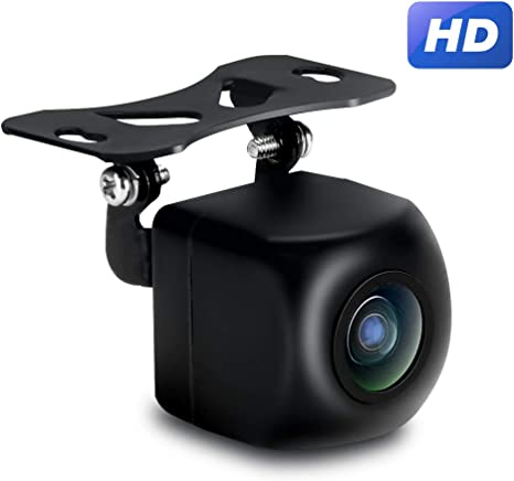 Rear or Front View Universal CCD Reverse Camera HD Full Colour Night Monitor