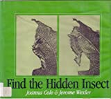 Find the Hidden Insect, Joanna Cole, 0688322034