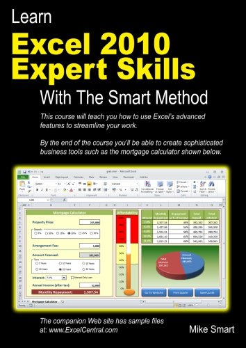excel 2010 learning book pdf