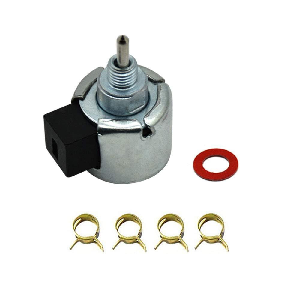 Karbay Fuel Solenoid For Briggs /& Stratton Carb Carburetor 694393