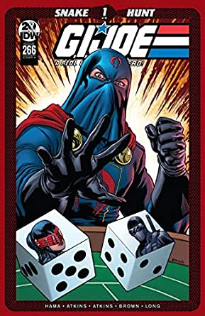 Amazon.com: G.I. Joe: A Real American Hero #266 eBook: Larry ...