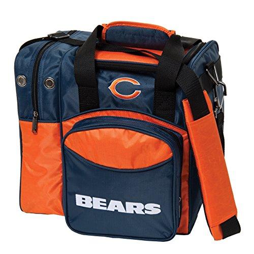 KR Strikeforce Chicago Bears Single Bowling Bag, Multicolor