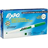 Expo Original Dry Erase Markers, Fine Point, 12-Pack, Green