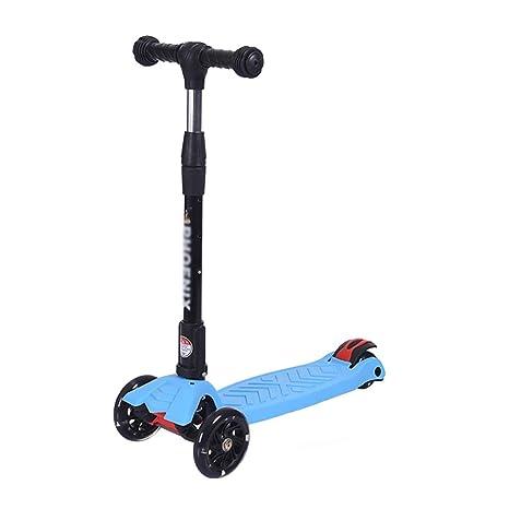 Kick Scooters - Patinete para niños de 3 Ruedas, 3 Altura ...