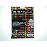Tsukineko MD012300 Memento Dew Drops Fade Resistant 12-Piece Dye Inkpads Assortment, Snow Cones