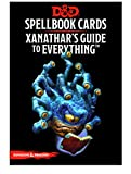 Gale Force 9 Dungeons & Dragons Spellbook Cards Xanathar's Guide to Everything Board Games