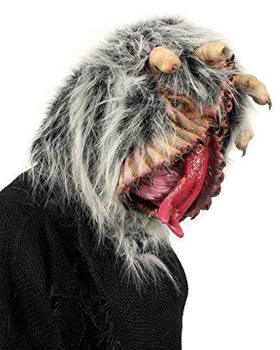Zagone Studios The Trap Monster Mask (Venus Fly Trap Fanged Finger Alien) by Zagone Studios (Image #2)