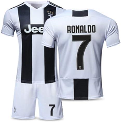 LHWLX Camiseta Fútbol 2019 Chándal Deportivo Camiseta y Pantalón ...