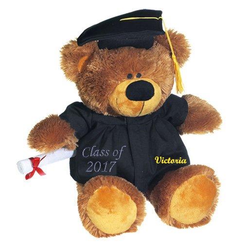 Graduation Customizable, Graduation Bear 12