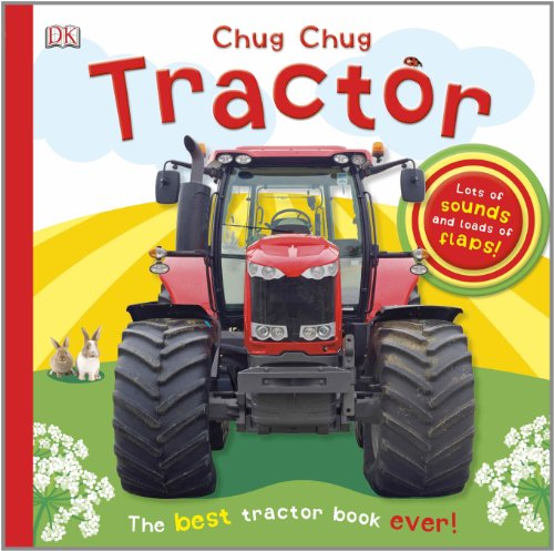 Chug, Chug Tractor from Penguin Group