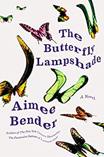 Book Cover: The Butterfly Lampshade: A Novel