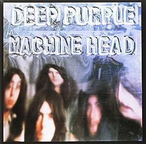 Deep Purple Machine Head Clear Vinyl Rocktober 2016