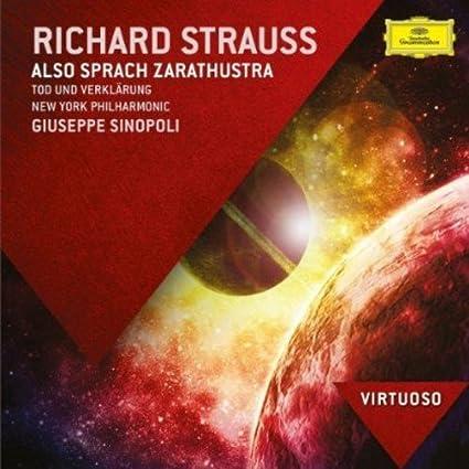 Virtuoso-R. Strauss: Also Sprach Zarathustra